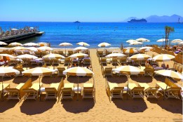 Book a Sun Bed Cannes