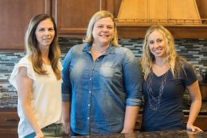Beth, Jill, and Jess of Easy Budget Recipes