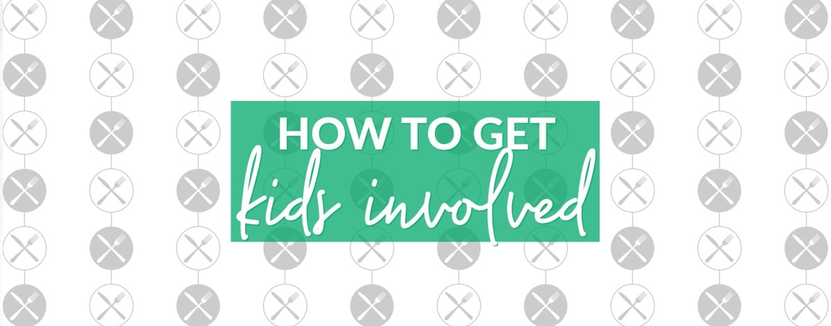 We're strong believers at Easy Budget Recipes that if you get your kids involved in making food, then they will be more likely to try new foods. Come find out how to get kids of all ages involved!  via @easybudgetrecipes
