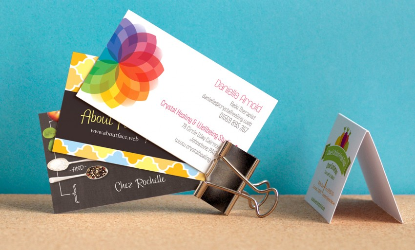 Free Printable Business Card Templates   BE YOUR OWN BOSS Free Printable Business Card Templates