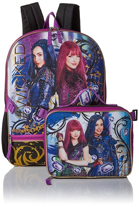 Disney Descendants 2 Backpacks And Lunch Boxes Easy Cake