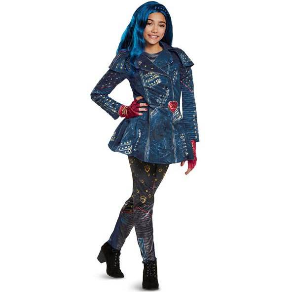 Disney Descendants 2 deluxe Evie costume