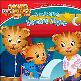 This book is the perfect Daniel Tiger party favor-it can be read over again.