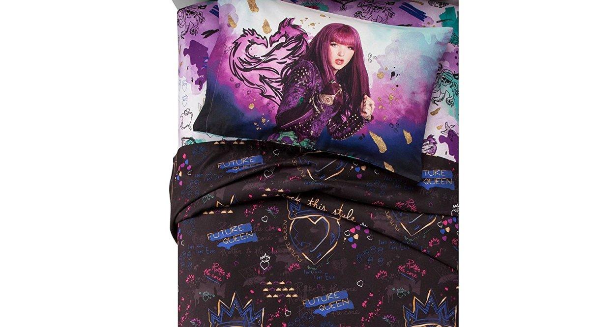 Disney Descendants 2 Comforter Sheets And Bedding Easy