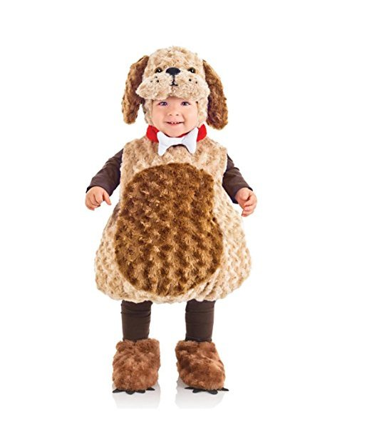 Puppy Dog Pals Bingo inspired costume