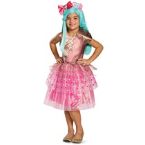 Shopkins Peppa Mint Halloween costume comes in different sizes