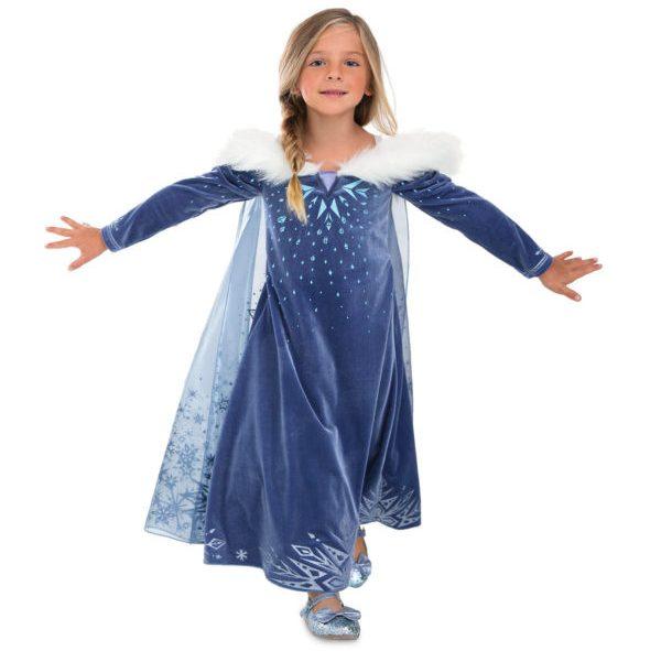 Deluxe Elsa costume from Olaf's Frozen Adventure