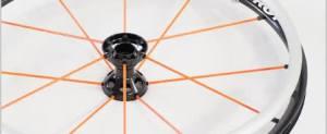 Orange Color Wheel