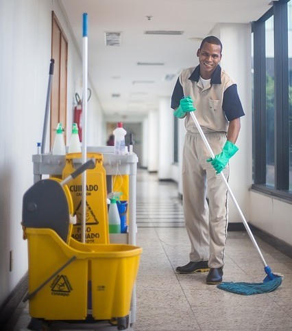Office Cleaning Services Edinburgh