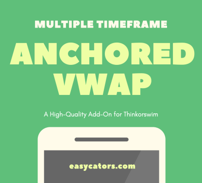 Brian Shannon Alphatrend Anchored VWAP AVWAP indicator for Thinkorswim