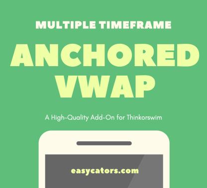 Brian Shannon Alphatrend Anchored VWAP AVWAP indicator for Thinkorswim