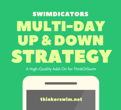 Multiple Day Up Down Trading Strategy for ThinkOrSwim - cover