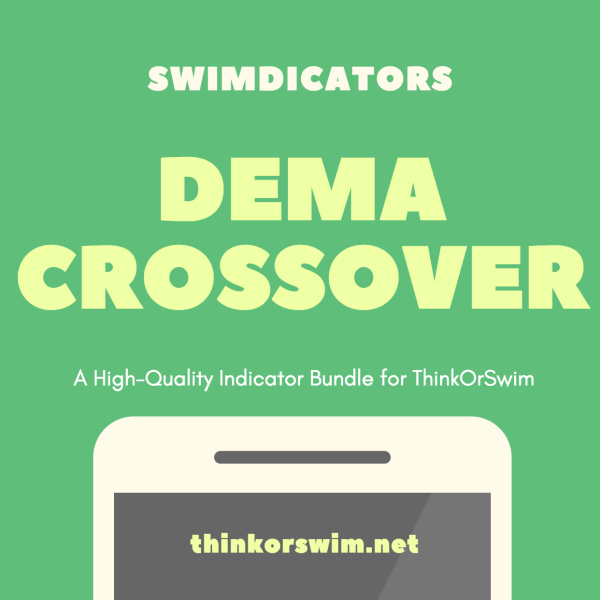 dema crossover indicator bundle for thinkorswim cover