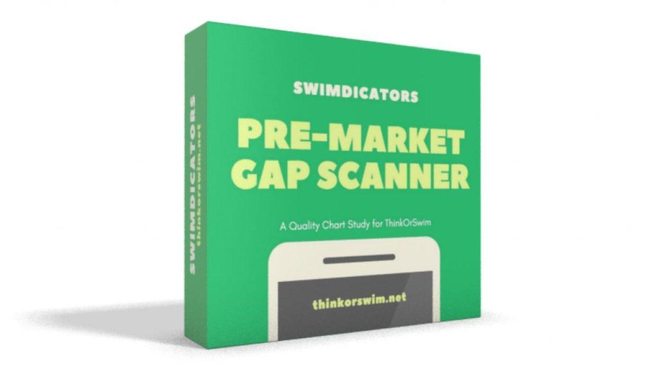 Pre-Market Gap Scan OVERHAUL! - Easycators Thinkorswim Downloads