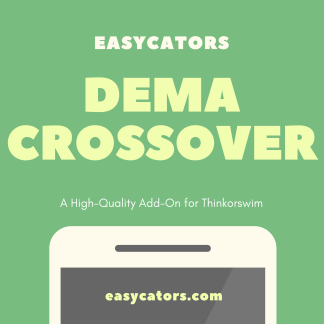 DEMA Crossover Indicator, Scan, Strategy, Column & Alerts Bundle
