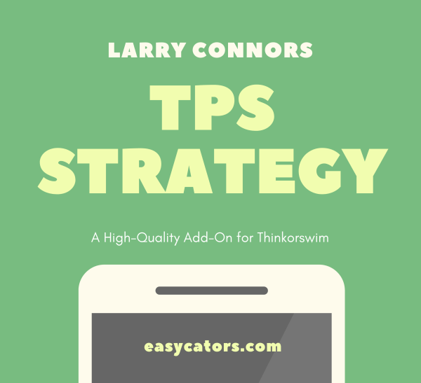 thinkorswim larry connors cumulative tps trading strategy