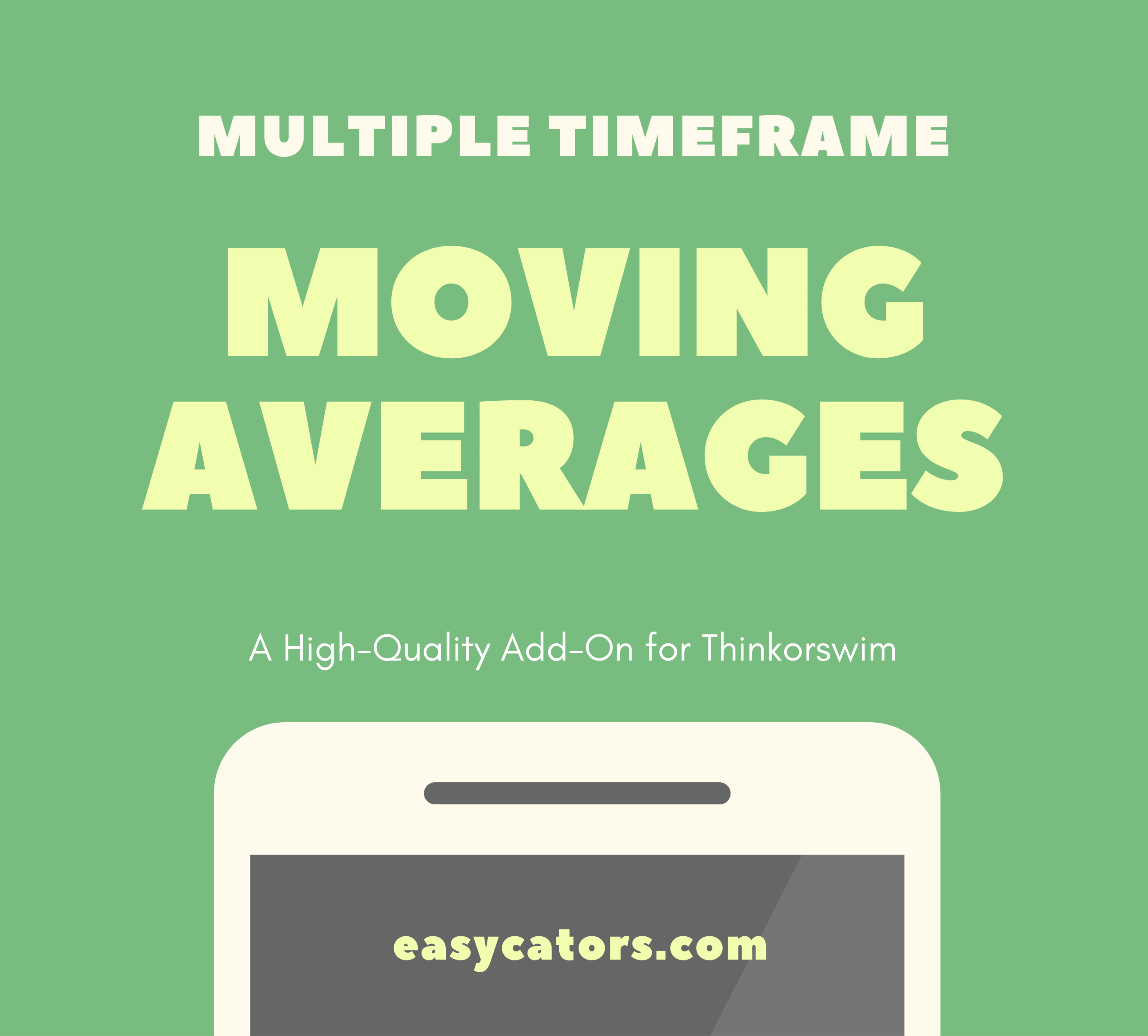 Multiple Timeframe Moving Averages for ThinkOrSwim
