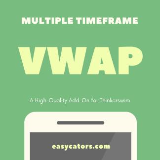 thinkorswim multiple timeframe mtf VWAP indicator