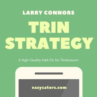 thinkorswim trin trading strategy