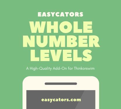 thinkorswim whole number levels indicator