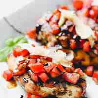 Easy Bruschetta Chicken Recipe