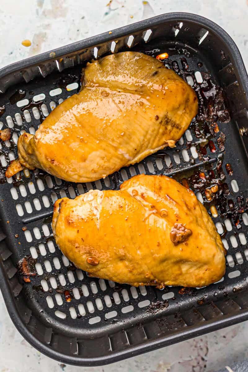 Air Fryer Chicken Breast - Easy Chicken Recipes
