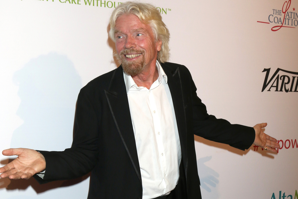 Learn About Richard Branson
