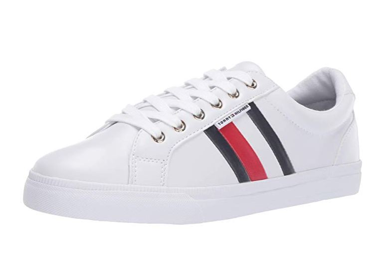 Amazon: $24.13 – Women Tommy Hilfiger Sneaker