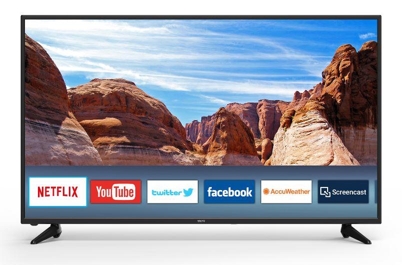 Walmart: $339.99 – Seiki 60″ Smart TV