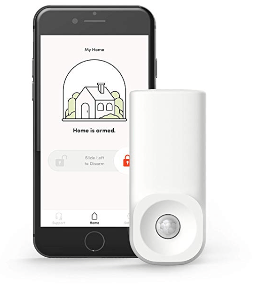 aMAZON: Kangaroo Home Security Motion Sensor: Wireless WiFi Motion Detector – App-Based – Insurance Home Security System, Office or Any Sensitive Location -$4.50