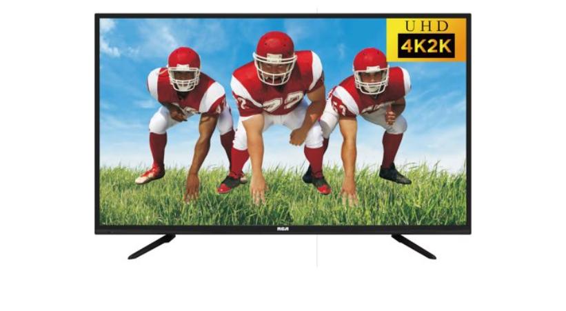 Walmarat: RCA 50″ Class 4K Ultra HD (2160P) LED TV – $209