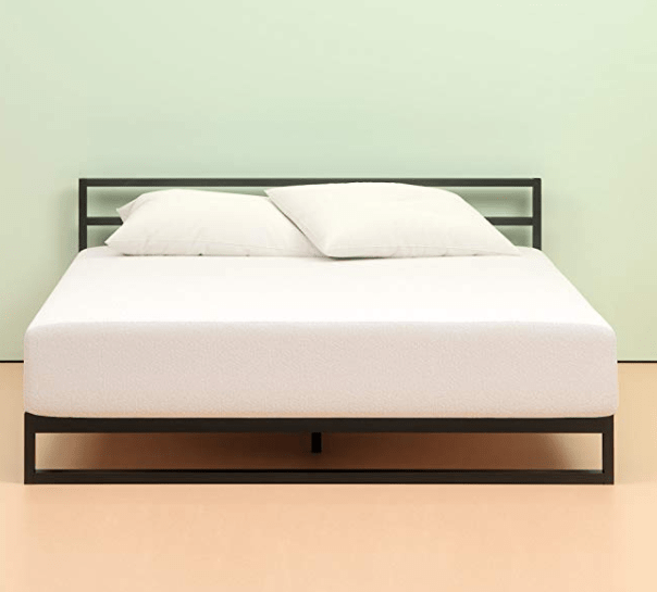 Amazon Zinus Memory Foam 8 Inch Green Tea Mattress King 125 Easy Couponing With Theresa