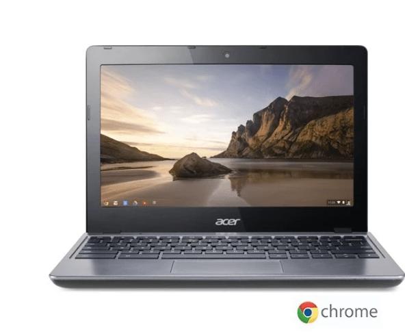 Itech deals: Acer C720-2103 Celeron 2955U Dual-Core 1.4GHz 2GB 16GB SSD 11.6″ LED Chromebook Chrome OS w/Cam & BT – $57.99