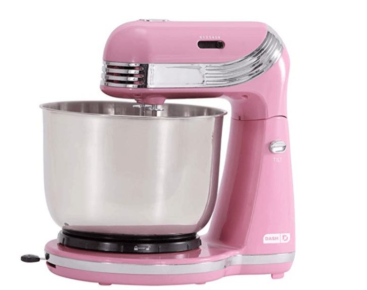 Amazon: Dash Stand Mixer (Electric Mixer for Everyday Use): 6 Speed – $23.55