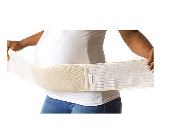 Amazon: Aspen5 Adjustable Pregnancy Belly Support Band – $3.90