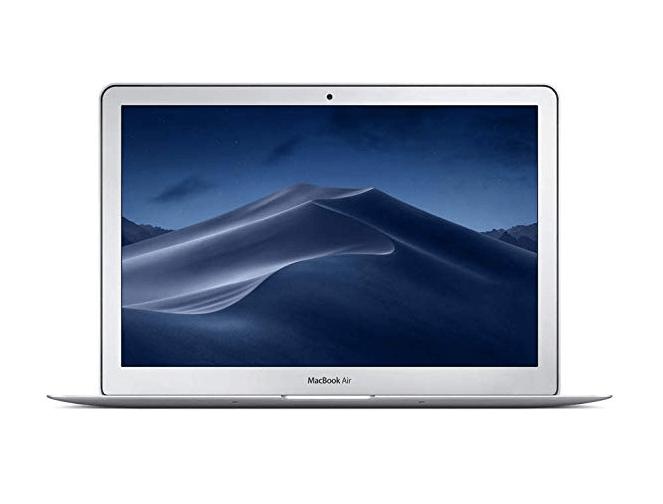 Amazon: Apple MacBook Air (13-inch, 8GB RAM, 128GB SSD Storage) – Silver – $679