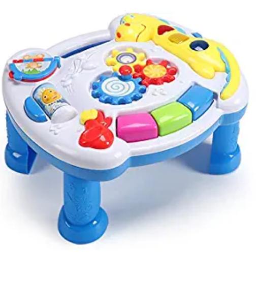 Amazon: YMDLY Toys Up- Early Education Activity Center – $12.99