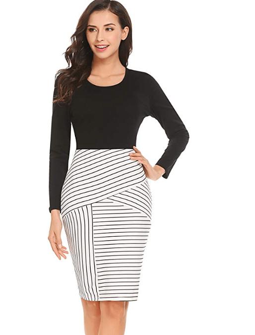 Amazon: Pencil Dress – $10