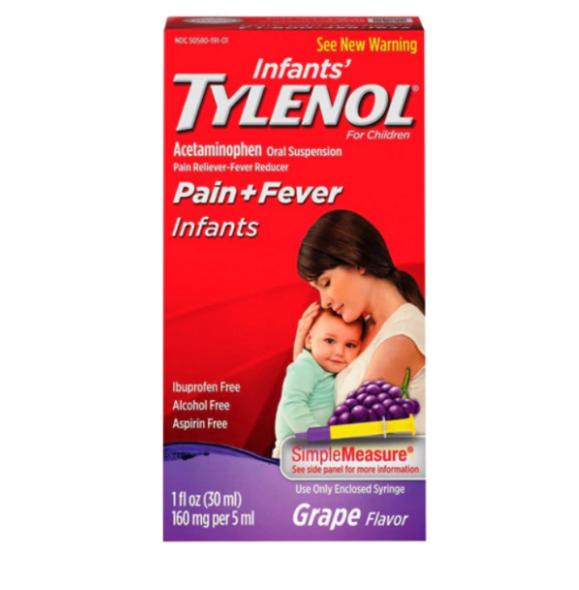 Infant's Tylenol Class Action Settlement
