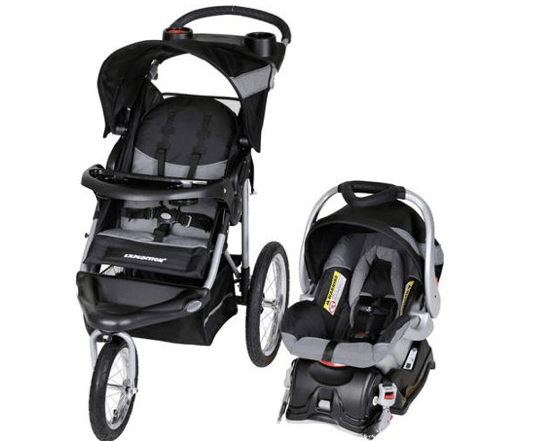 Walmart: Baby Trend Expedition Jogger Travel System – $108.99