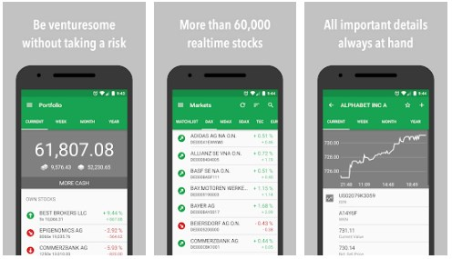 Best Brokers Stock - Aplikasi Simulasi Trading Saham