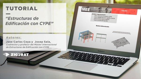 TUTORIAL ESTRUCTURAS EDIFICACIÓN CON CYPE