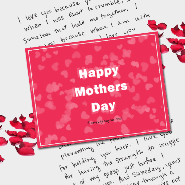 Mothers Day Cards Messages | www.imgkid.com - The Image ...