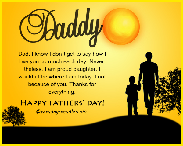 Fathers Day Messages For Cards Easyday