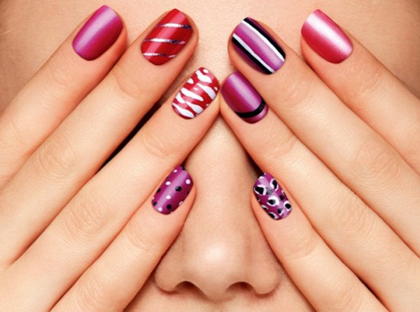 Make The Express Yourself Nail Art Design