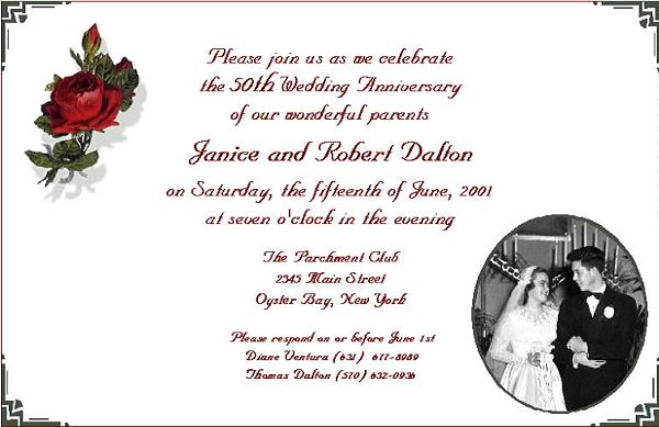 25th Wedding Invitation Wording For Your Save The Dates And Invites 20
