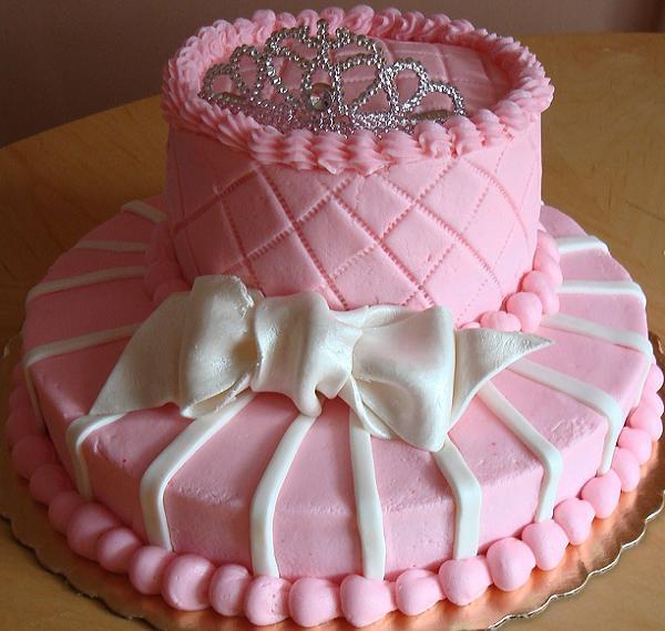 Baby Shower Cakes Ideas For Girls Easyday
