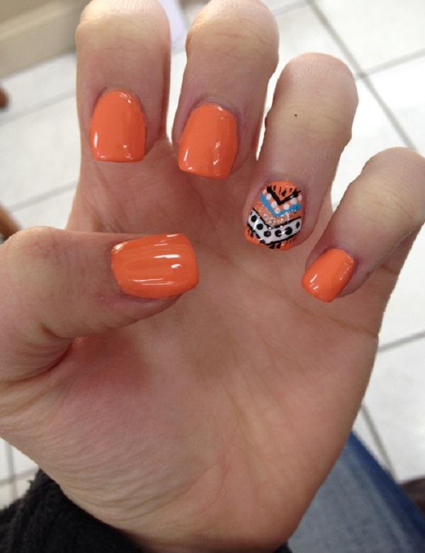 Impressive Short Fake Nails 18 Be Inspiration Article