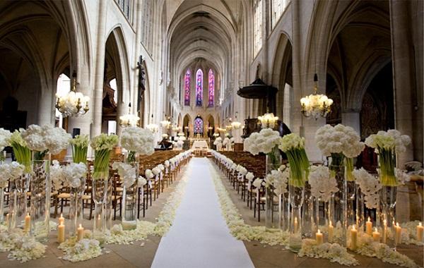 Church Wedding Decorations Ideas Image Source