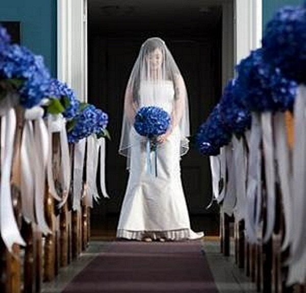 Church Pew Decorations For Wedding On With 1000 Images About Ideas Pinterest 24